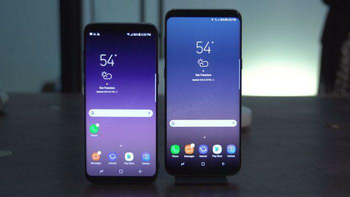 Estos son los precios del Galaxy S8 y Galaxy S8+ con Movistar