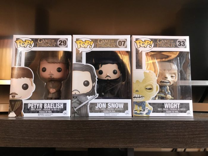 Perusmart te regala 4 Funko de Game of Thrones