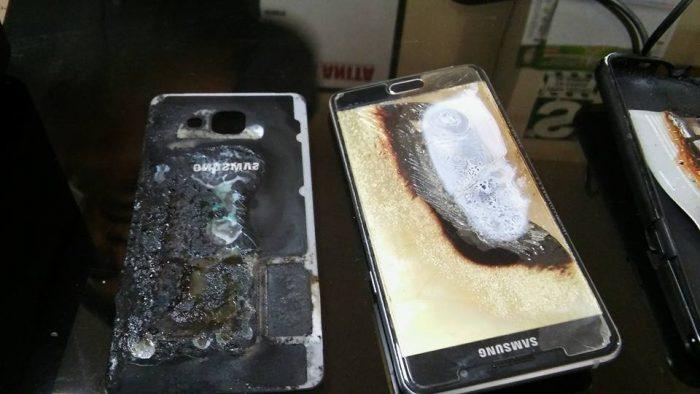 Un Samsung Galaxy A5 2016 habría explotado y causado severos daños a una joven