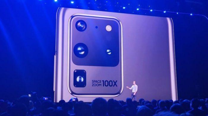 Samsung inicia la preventa del Galaxy S20 y Galaxy Z Flip