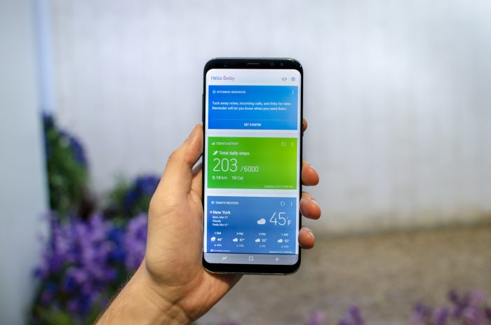 Si tu Samsung Galaxy tiene Android Nougat podrás usar Bixby