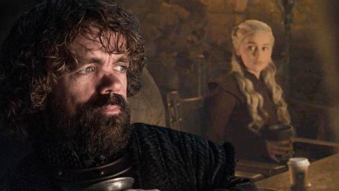 Alguien se olvidó un vaso de Starbucks en el último episodio de Game of Thrones