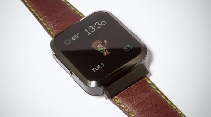 Ya puedes preordenar la Atari Gameband, el smartwatch para gamers clásicos