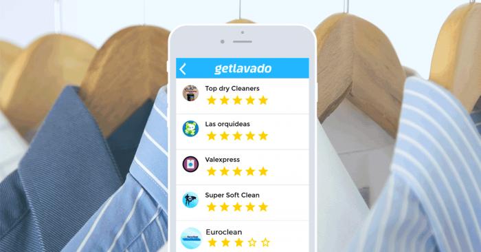 Getlavado: la app de lavandería y tintorería a domicilio ha llegado a Lima