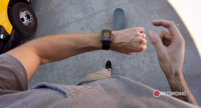 Ahora podrás controlar tu GoPro desde tu Apple Watch