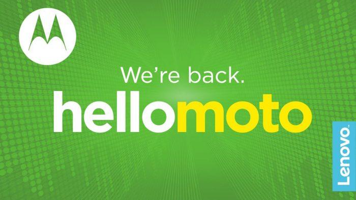 Motorola llevará a cabo un evento el 24 de Agosto