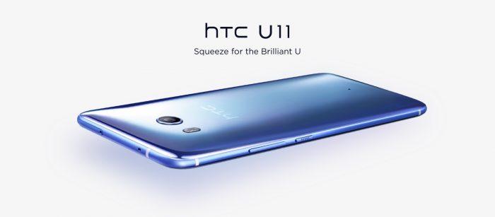 HTC U11: la mejor cámara del mercado y con marcos inteligentes