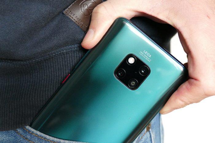 Huawei Mate 30 todavía no tendría el permiso de «Android by Google»
