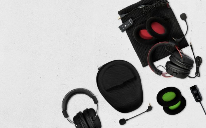 HyperX lanza los gaming headsets Cloud Core con sonido 7.1