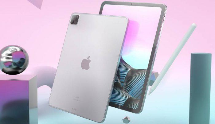 Primer vistazo al iPad Pro 2021 según filtración