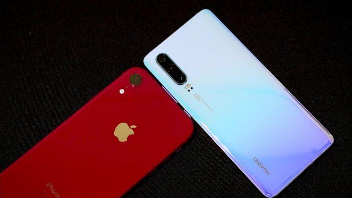 Estos son los smartphones más vendidos en el tercer trimestre de 2019