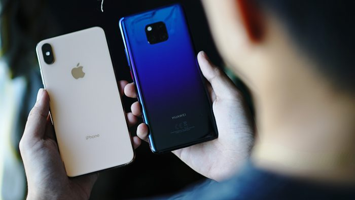 Estos son los fabricantes que más smartphones distribuyeron en el 2018
