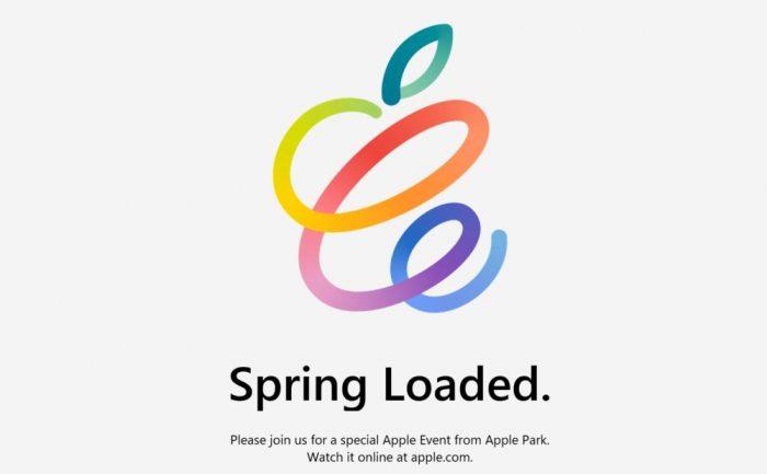 Apple anuncia nueva keynote para este 20 de abril