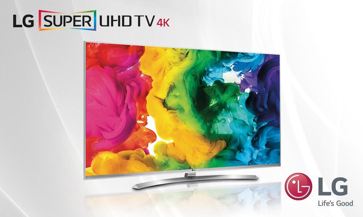 NP] LG sorprende con nuevas innovaciones en sus televisores Super ...