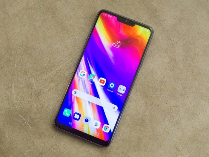 LG G7 ThinQ baja de precio en oferta de portabilidad