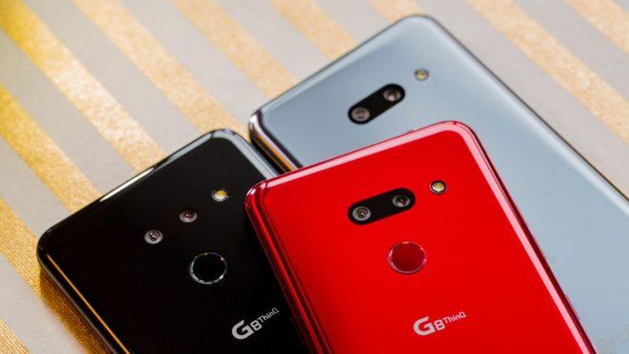 LG podría despedirse del mercado de smartphones este mismo año