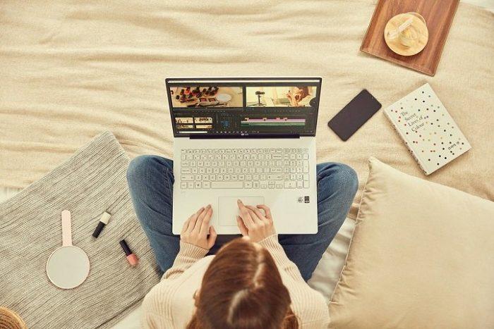 Las nuevas portátiles LG Gram están con descuento por Cyber Wow