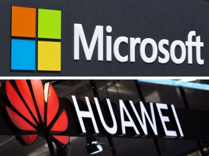 Microsoft consigue licencia para venderle software a Huawei