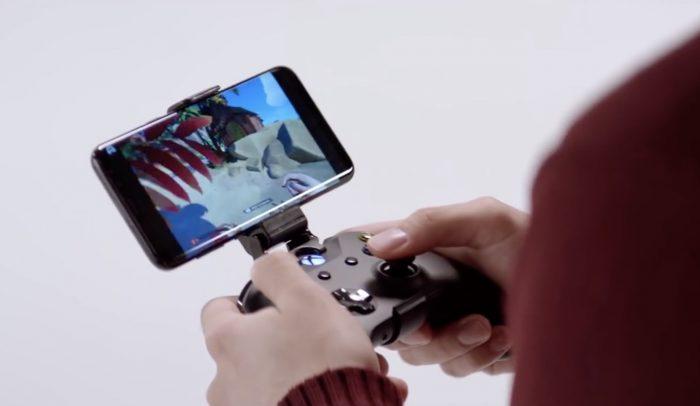 Microsoft anuncia xCloud en alianza con Samsung: juegos de Xbox One en smartphones
