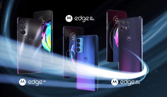 Motorola anuncia los nuevos Edge 20, Edge 20 Pro y Edge 20 Lite: 5G, potencia bruta y nuevo sistema de cámaras