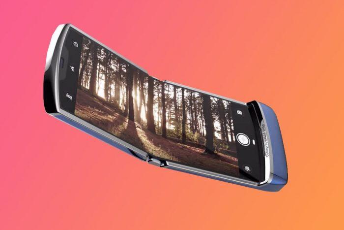 Moto Razr: filtradas las imágenes del smartphone plegable de Motorola