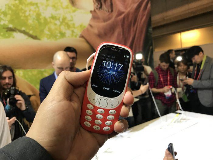 El nuevo Nokia 3310 ya tiene su clon chino