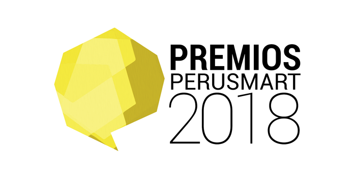 Gana entradas dobles para los Premios Perusmart 2018
