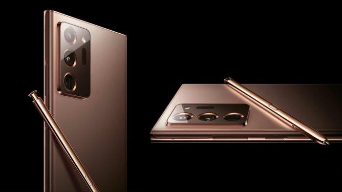 Sin secretos: fotos y especificaciones del nuevo Galaxy Note 20 Ultra