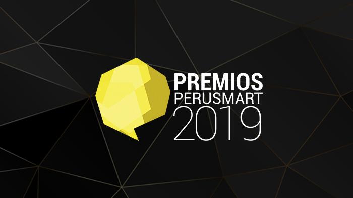 Premios Perusmart 2019: SAVE THE DATE
