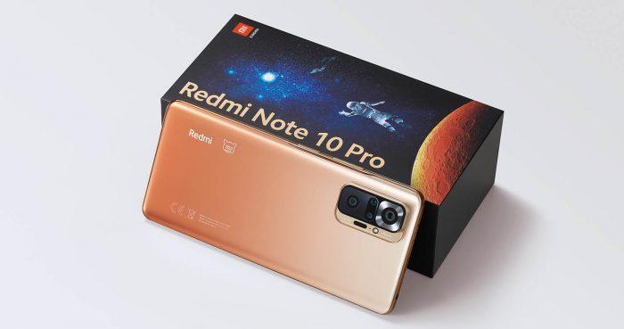 Xiaomi venderá el Redmi Note 10 Pro MFF Special Edition en Perú