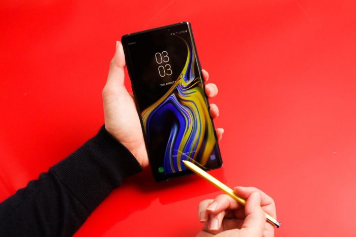 El Galaxy Note 9 vuelve a bajar de precio