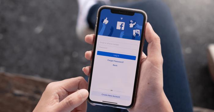 Facebook estaría provocando que se cierren las apps de tu iPhone