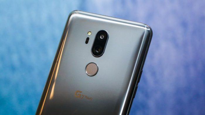 El LG G7 ThinQ puede grabar vídeo en 4K  en formato HDR10
