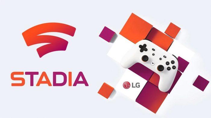NP – Televisores Smart LG obtendrán Stadia Cloud Gaming a finales de 2021