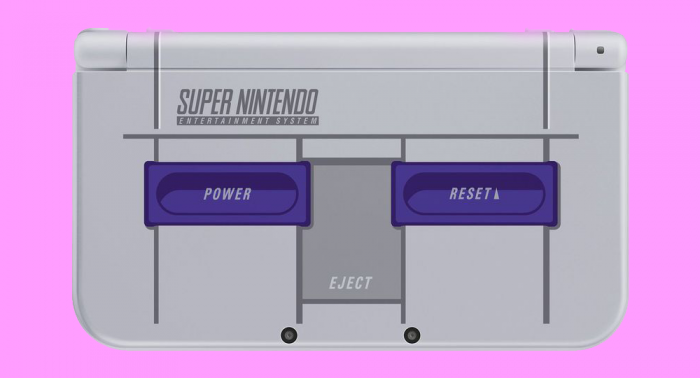 Nintendo lanza un 3DS inspirado en la legendaria Super Nintendo