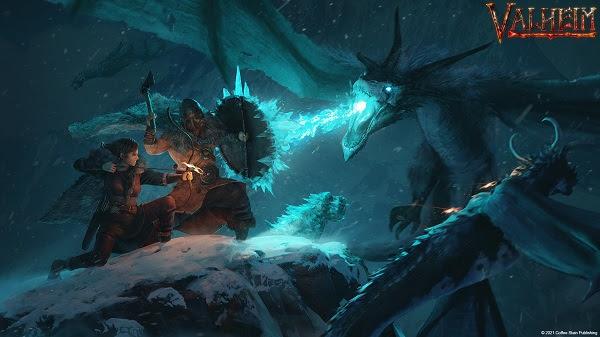 NP – Valheim Supera el Millón de Unidades Vendidas en Steam Early Access en 8 días