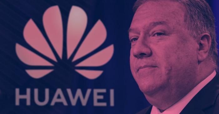 EEUU restringirá el permiso de visado a los trabajadores de Huawei