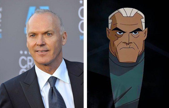 DC estaría pensando en Michael Keaton para un proyecto de Batman viejo