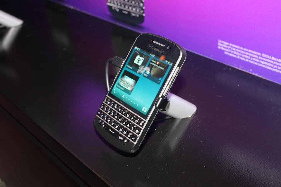 [Video Análisis] BlackBerry Q10