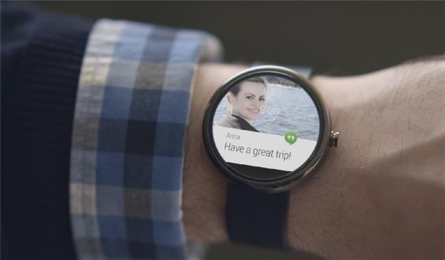 Android Wear, la nueva plataforma de los weareables