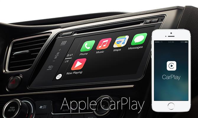 Apple presenta CarPlay, sincronización perfecta entre tu auto y tu iPhone