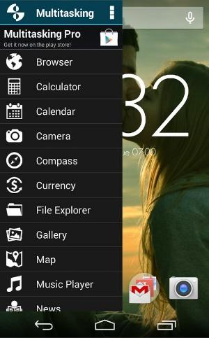 Aplicaciones Android: Multitasking