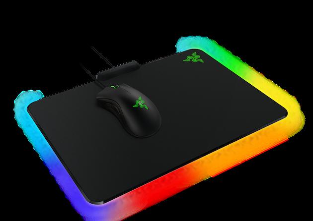 Razer lleva las luces a los mouse pads con el Firefly