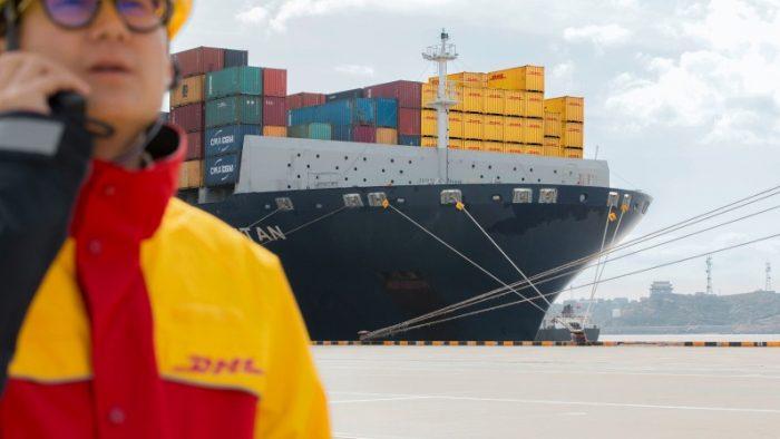 NP – DHL realiza traslados de carga marítima consolidada con cero contaminación ambiental