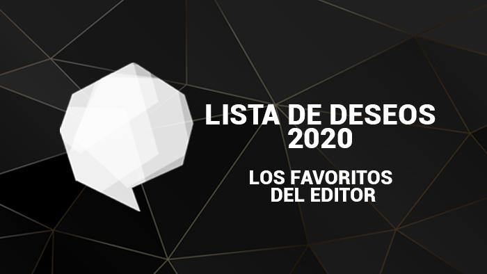 Lista de deseos tech de navidad 2020: «Elegidos por el Editor»