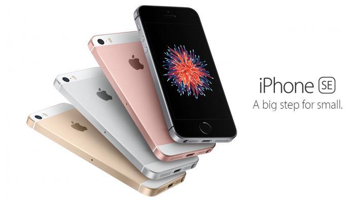 El iPhone SE ya se vende en el Perú