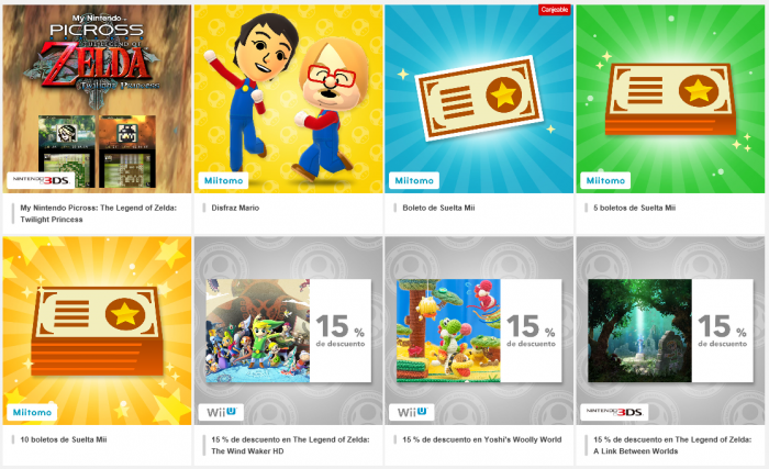 «My Nintendo» es el nuevo sistema de recompensas de Nintendo