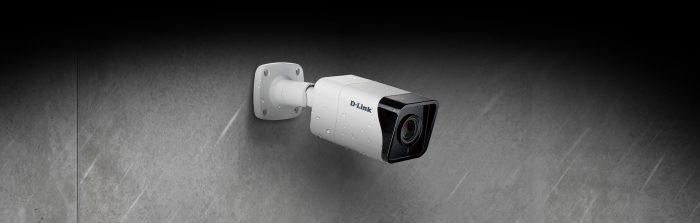 D-Link presentó su nueva línea de soluciones de vigilancia empresarial