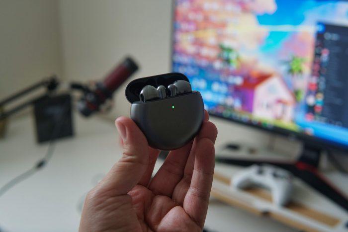 Análisis, Huawei FreeBuds 4: brilla en calidad de audio pero la autonomía es muy mejorable
