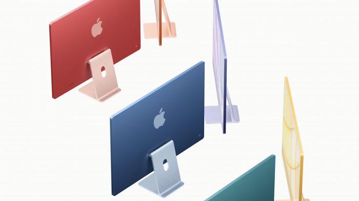 Los nuevos iMac 2021 son más potentes y coloridos que nunca